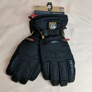 Hestra Leather All Mountain CZone Glove Unisex